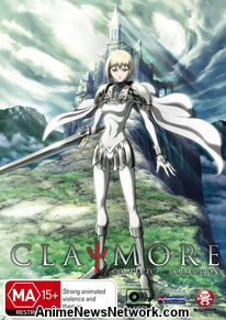 Claymore - Tv Collection