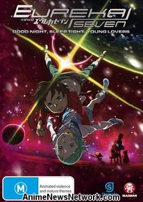 Eureka Seven - Good Night, Sleep Tight, Young Lovers