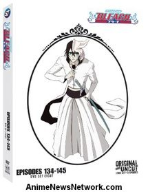 Bleach DVD Box Set 8