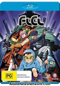 FLCL - Complete Collection BLURAY