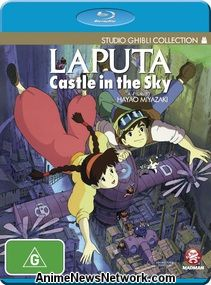 Laputa: Castle in the Sky BLURAY