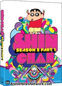 Shin chan Season 3 Part 1