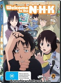 Welcome to the NHK - Complete Series DVD