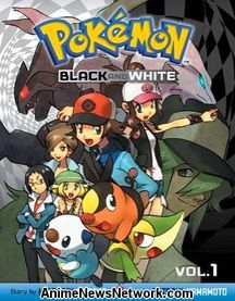Pokémon: Black and White GNs 1 and 2