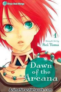 Dawn of the Arcana GN 1
