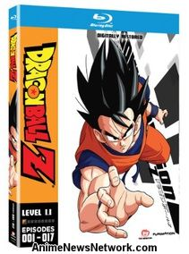 Dragon Ball Z Blu-Ray 1