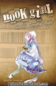 Book Girl and the Corrupted Angel Novel 4