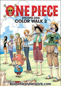 One Piece Color Walk Artbook 2