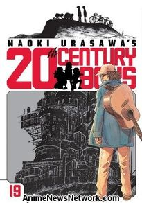 20th Century Boys GN 19