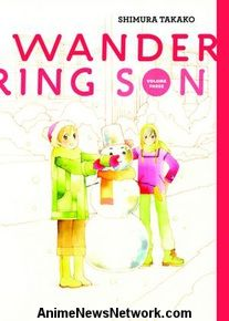 Wandering Son GN 3