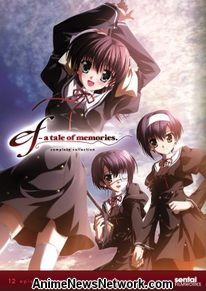 ef: A Tale of Memories Blu-Ray