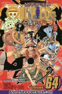 One Piece GN 63-65