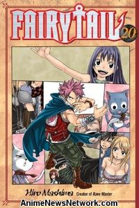 Fairy Tail GN 20