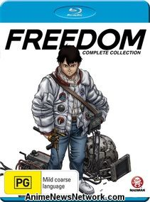Freedom - Complete Collection Blu-Ray