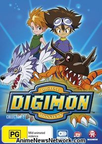 Digimon: Digital Monsters - Collection 2