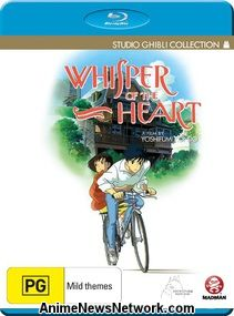 Whisper of the Heart Blu-Ray