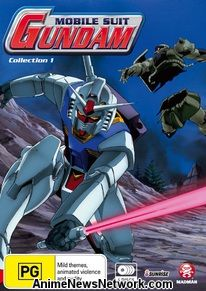 Mobile Suit Gundam - Collection 1 DVD