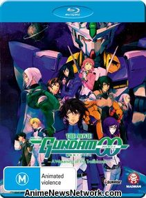 Mobile Suit Gundam 00 the Movie: Awakening of the Trailblazer Blu-Ray