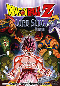 DBZ Movie 4 - Lord Slug DVD