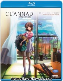 Clannad After Story Blu-Ray