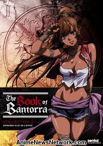 The Book of Bantorra DVD collection 2