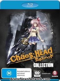 Chaos;HEAd - Collection Blu-Ray