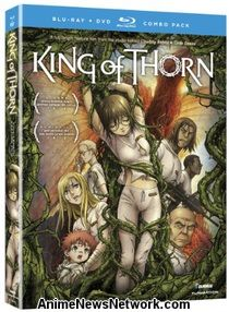 King of Thorn BD+DVD