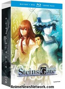 Steins;Gate BD+DVD 1
