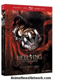 Hellsing Ultimate BD/DVD Set 1