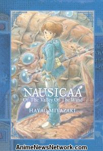 Nausicaä of the Valley of the Wind GN Box Set
