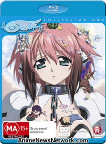 Heaven's Lost Property - Collection 1 Blu-Ray