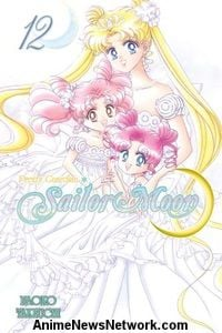 Sailor Moon GN 11 & 12