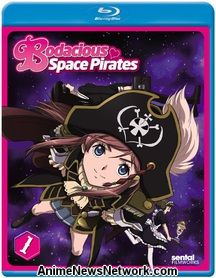 Bodacious Space Pirates Blu-Ray 1