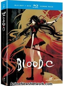 Blood-C BD+DVD