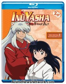 InuYasha: The Final Act Blu-Ray 2