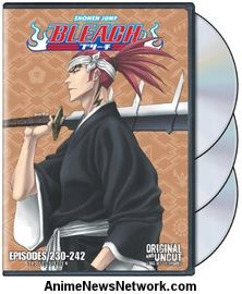 Bleach DVD Set 16
