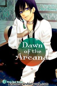 Dawn of the Arcana GN 10