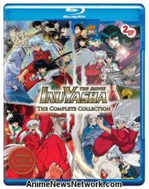 InuYasha Movie Blu-ray Complete Collection
