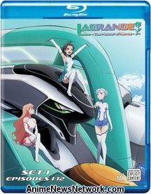 Lagrange: The Flower of Rin-ne Blu-Ray