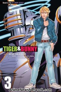 Tiger & Bunny GN 3