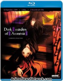 Dusk maiden of Amnesia Blu-Ray