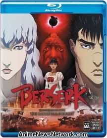 Berserk: The Golden Age Arc II Blu-Ray