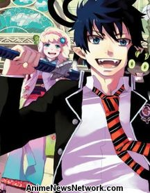 Blue Exorcist Blu-Ray Box Sets 1 & 2