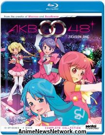 AKB0048: Season 1 Blu-Ray