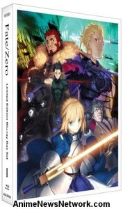 Fate/Zero Blu-Ray Box Set 1