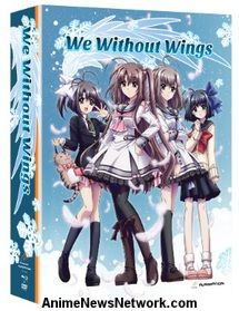 We Without Wings BD+DVD Boxset
