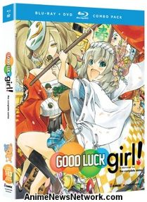 Good Luck Girl! BD+DVD