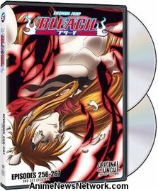 Bleach Season 18 Uncut DVD