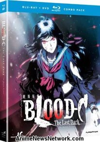 Blood-C: The Last Dark BD+DVD