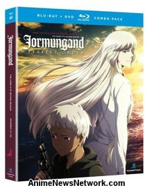 Jormungand Perfect Order BD+DVD